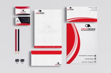 Corporate Design (Entwicklung/Design) Bsp. 1